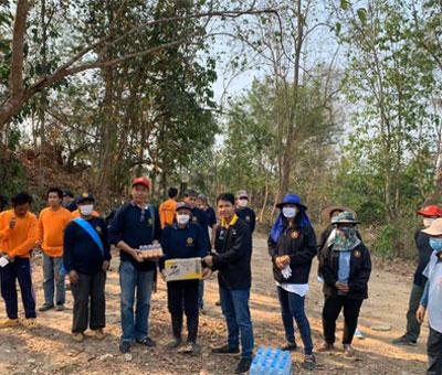 ทีมชาวช้างช่วยป่า elephant rescue park